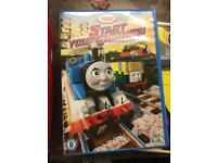 Thomas the tank dvd