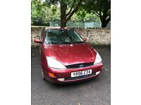 Ford Focus Ghia