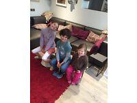 Live-in Au pair in Queens Park, London, 3 children
