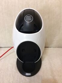 Dolce Gusto Jovia Coffee Machine White - Without Drip Tray