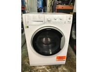Hotpoint washer dryer very nice neat and clean new modle 8+6 kg