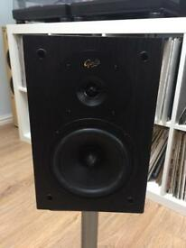Gale 'Silver' Monitor / Bookshelf speakers