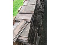 300 low pitch roof tiles for quick sale