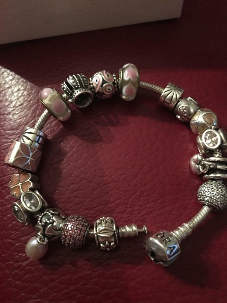 ae87d254a58d0 Ladies Genuine Pandora Bracelet In Box | in Atherton, Manchester | Gumtree