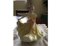 Royal Doulton Ninette figurine, excellent condition