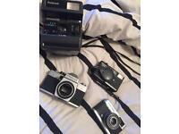 Vintage Cameras for sale (mint condition)