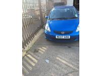 HONDA JAZZ SE ,2007 ,LOW MILEAGE ,FULL SERVICE HISTORY,