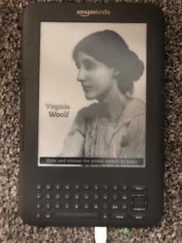 Amazon Kindle Keyboard Edition