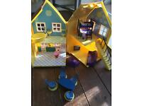 Peppa Pig House and Accessories