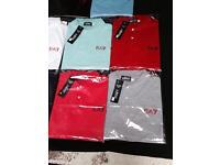 Mens EA7 LYLE Scott BOSS polo Tshirts!! (MOES CLOTHING)!!