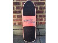 Rare Vintage Skateboard