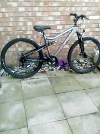 Apollo fS26 Adults mens suspension bike