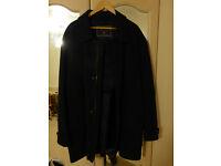 Men's Pure Wool Overcoat