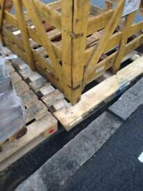 2 x pallets (firewood)