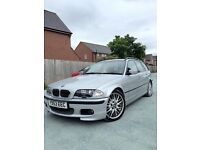 BMW 330d Touring Msport, spares or repair! Good body work