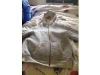 Next Hoody. Size 11. Perfect for winter. Never worn.