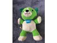 Green LeapFrog Scout