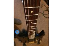 Black Tom Anderson PRO AM Guitar Strat 2013