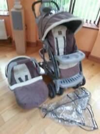 Mothercare (Graco) Pushchair & Car seat