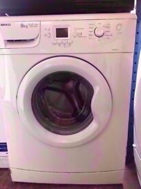 BEKO Washing Machine 8KG