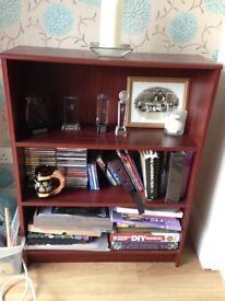 Dining room unit and book case