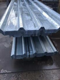 New 3m roof sheets...Galvanised only...