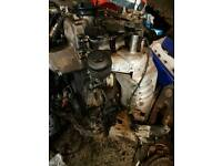 Vw 1.0 3 cylinder engine vw polo spares or repair