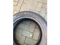 3 x Pirelli 210 sport winter tyres 205/55 R16 91H