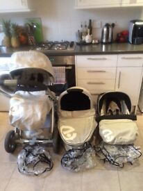 Oyster travel system