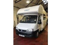 Joint Motorhome LHD