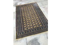 Eastern Rug , in good condition . Size 195cm x 125cm . Lovely rug must be seen.....