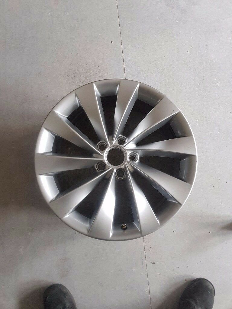 Vw turbine alloy