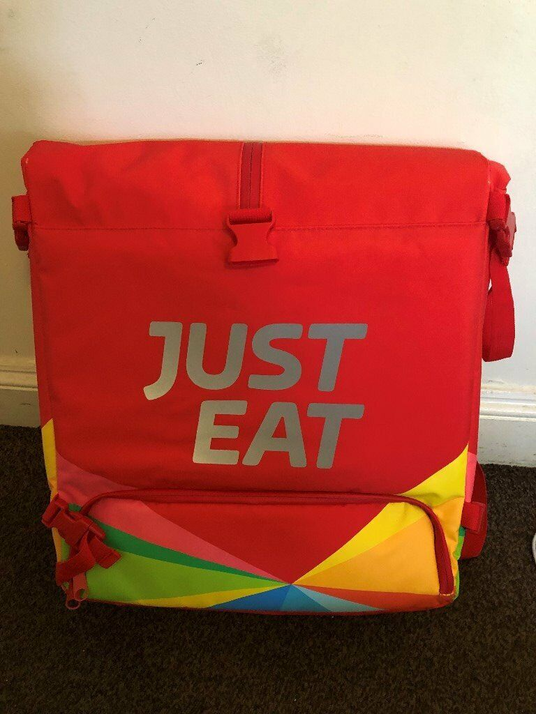 Food Delivery Bag Just Eat Carbicyclemoped Brand New In Heathrow London Gumtree