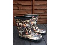 Wellies Size 2