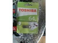 Philips usb memory stick 64 gb brand new