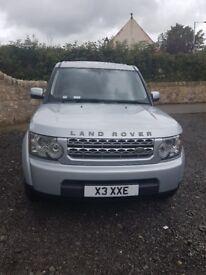 Land Rover DISCOVERY 4 GS TDV6 - SUV - 4X4 - Harmon Kardon, Private Plate, B/tooth, P Glass,