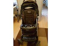 Graco baby buggy