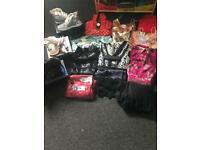 Job lot of ladies clothing/shoes 14 pieces all together