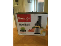Brand new - Kuvings Whole Slow Juicer
