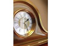 Brass Mantelpiece Clock