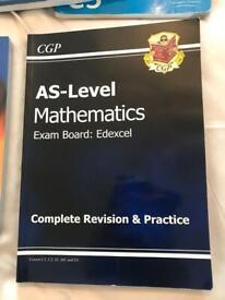 Edexcel AS level mathematics