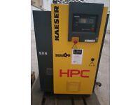 Kaeser sx6 compressor(only 285 hours)
