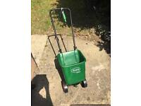 Scotts rotary Grass seed spreader EG-1 NOT lawn mower