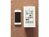 iPhone 5S 16GB GOLD (EE) - BOXED IN GREAT CONDITION