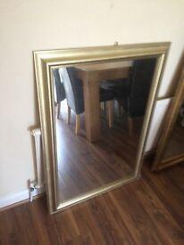 Medium sized mirror