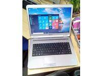 Sony Vaio Laptop, Windows 10, MS Works, Dual Core, 320gb HD, Wifi, DVD/RW, Charger
