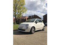 Fiat 500 1.2 Lounge 3dr only 36,000 miles