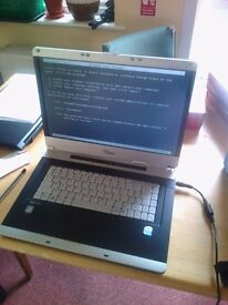 Fugitsu Siemens laptop Amilo Pro V3515 in good working order