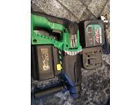 Hitachi rotary hammer 24v