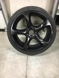 "BMW E90 19"" Twist Alloy Wheel"